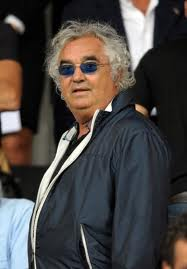 Flavio Briatore photo with no team uniform