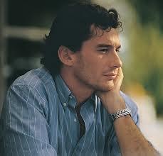 Senna portrait on normal clothes