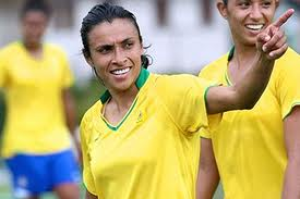 Marta, 5 times Best in the World