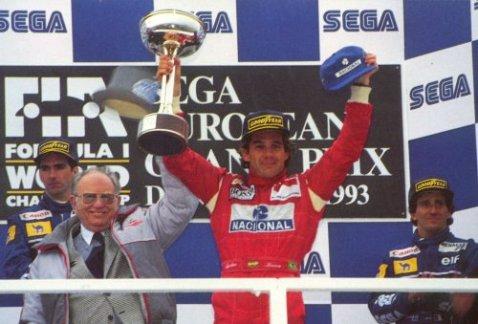 Senna e Tom