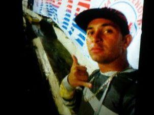 Paulo Ricardo da Silva died in loco