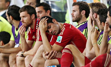 Diego Costa can't quite believe it!! Photo in the blog: Craig Brough/Action Images