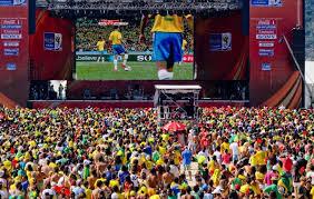 1st Fan Fest - Fortaleza yesterday